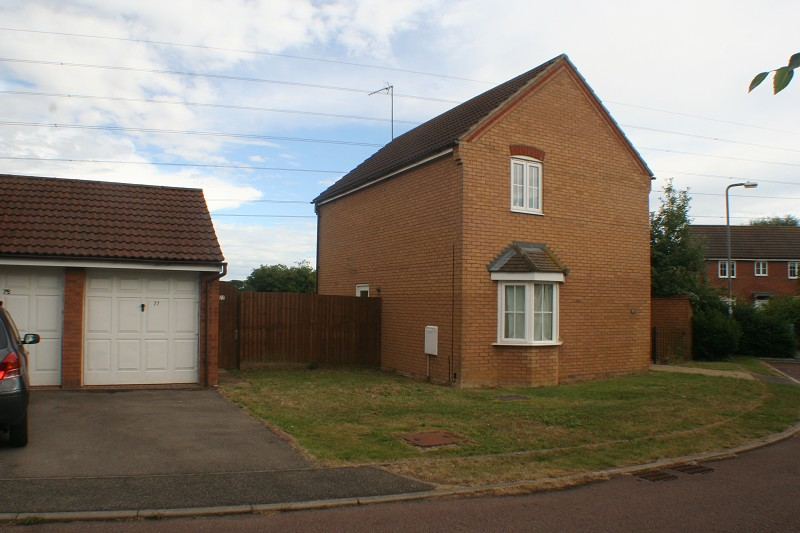 Lodge Way, Wellingborough
