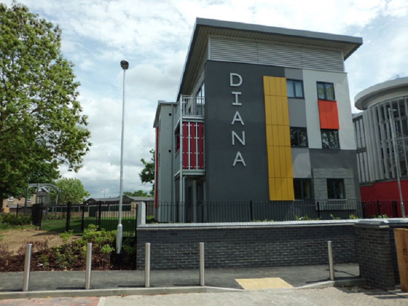 Diana House, Wellingborough